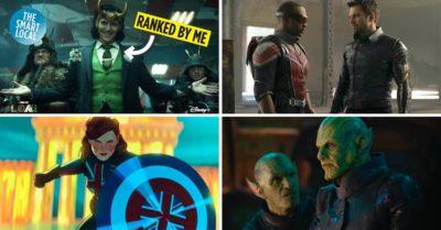 Best Marvel TV shows 2021 2022