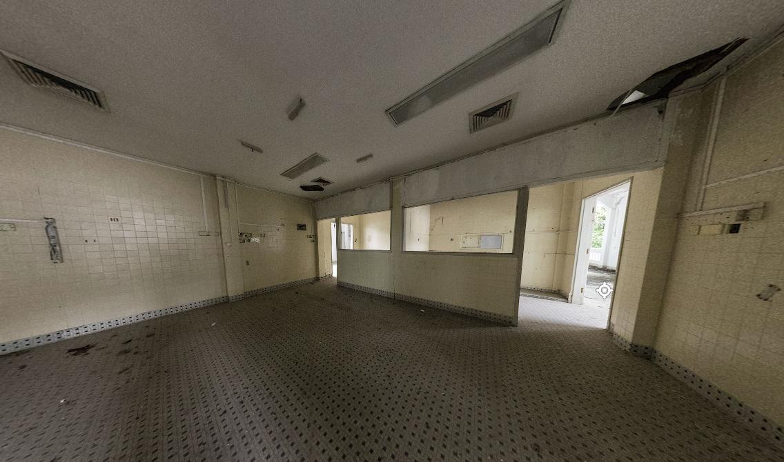 old changi hospital surgical room