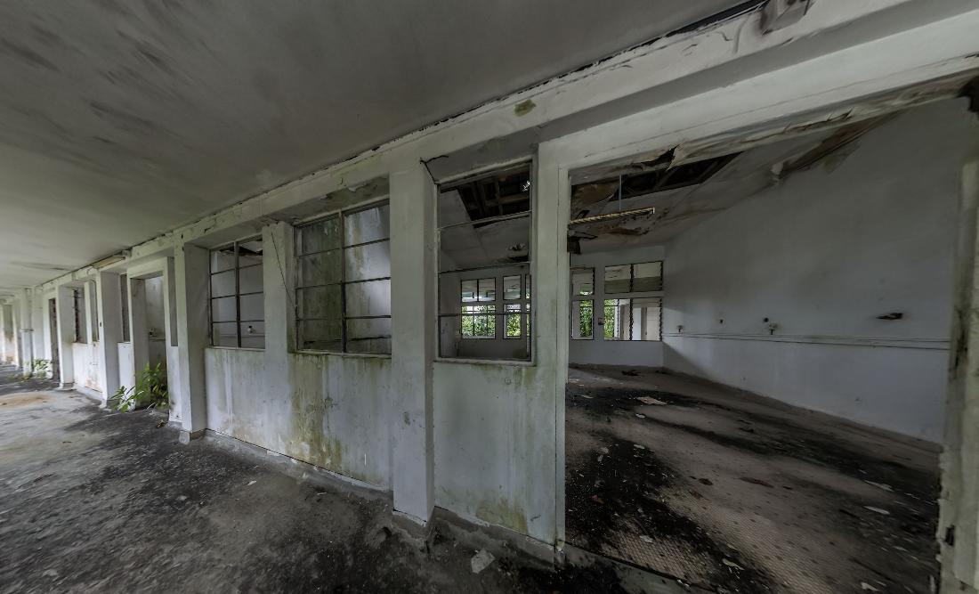 old changi hospital old wards