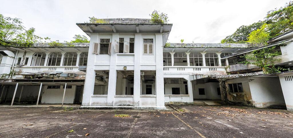 old changi hospital block 37