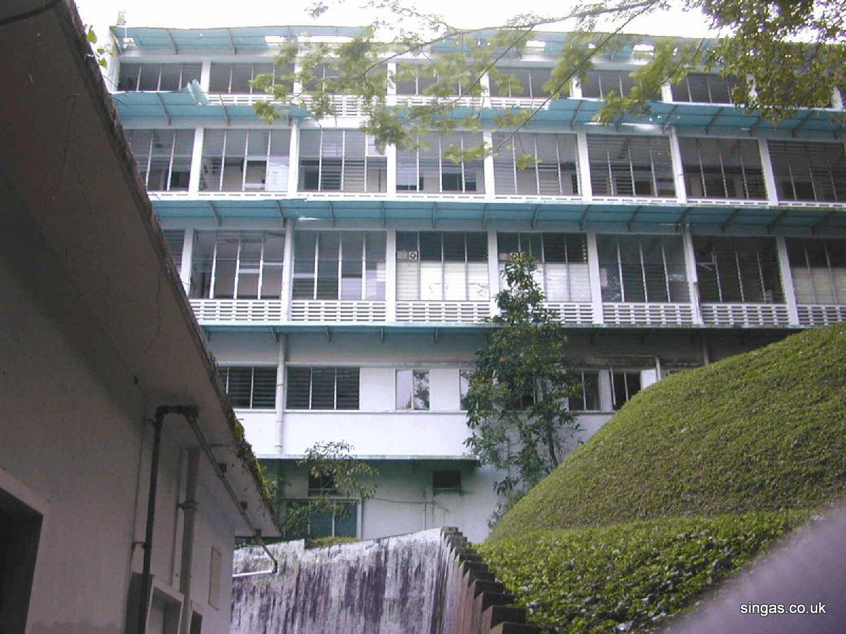 old changi hospital block 161