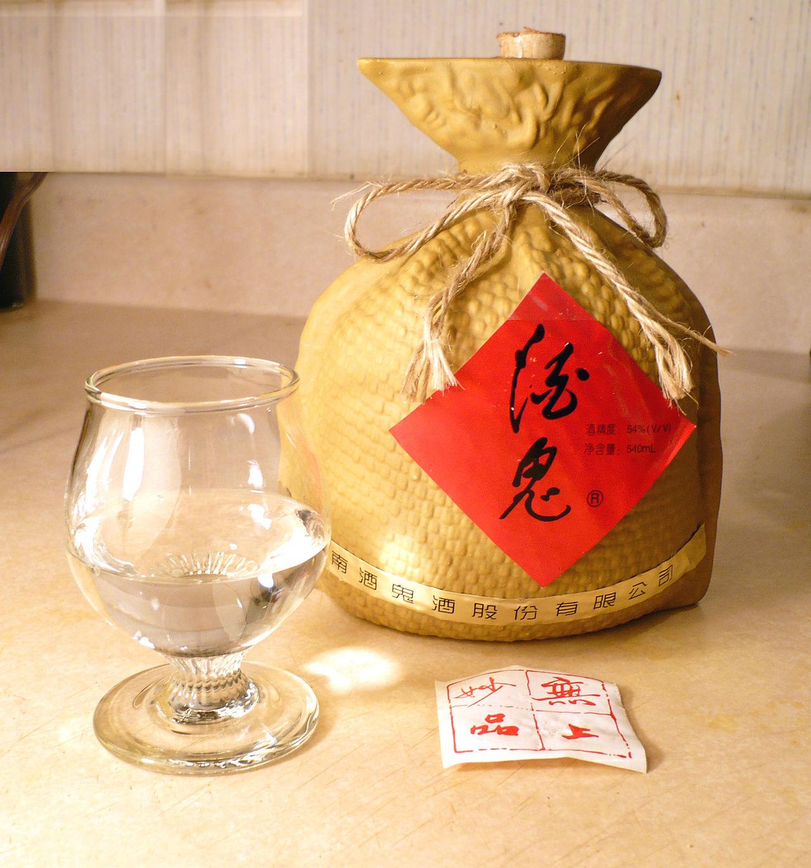 spicy food tricks baijiu
