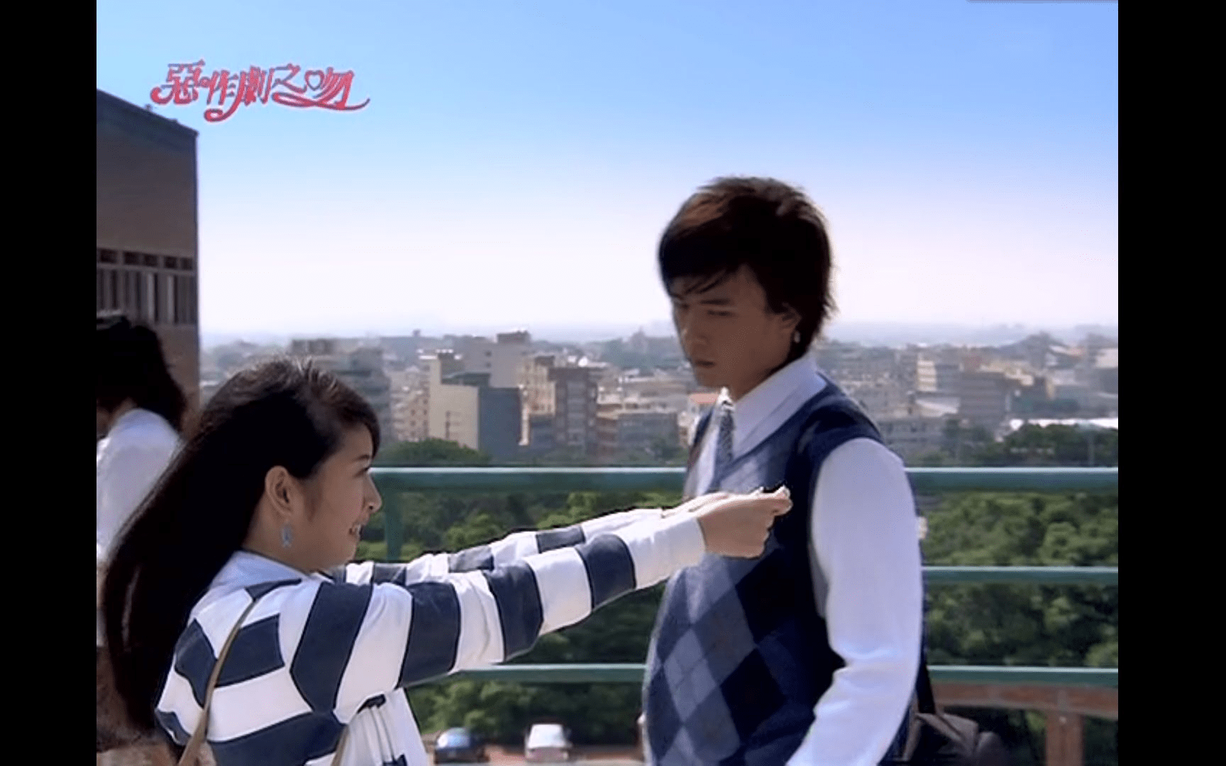 Taiwanese Idol Dramas - it started with a kiss