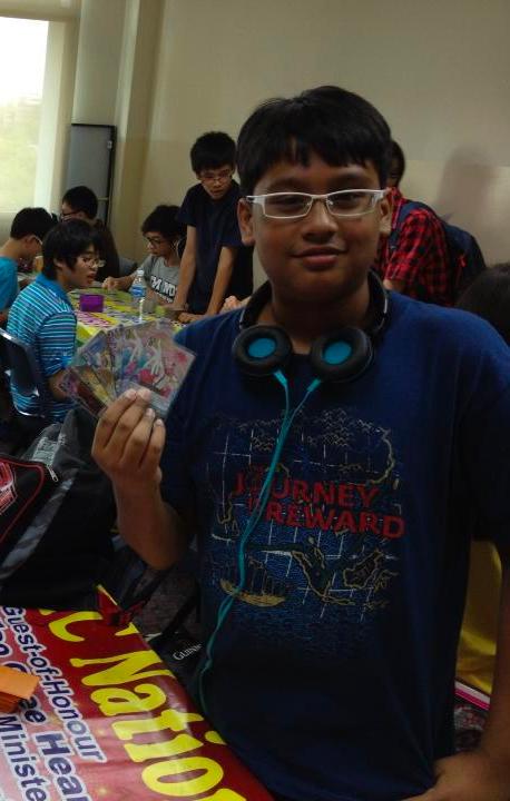 Cardfight! Vanguard tournament