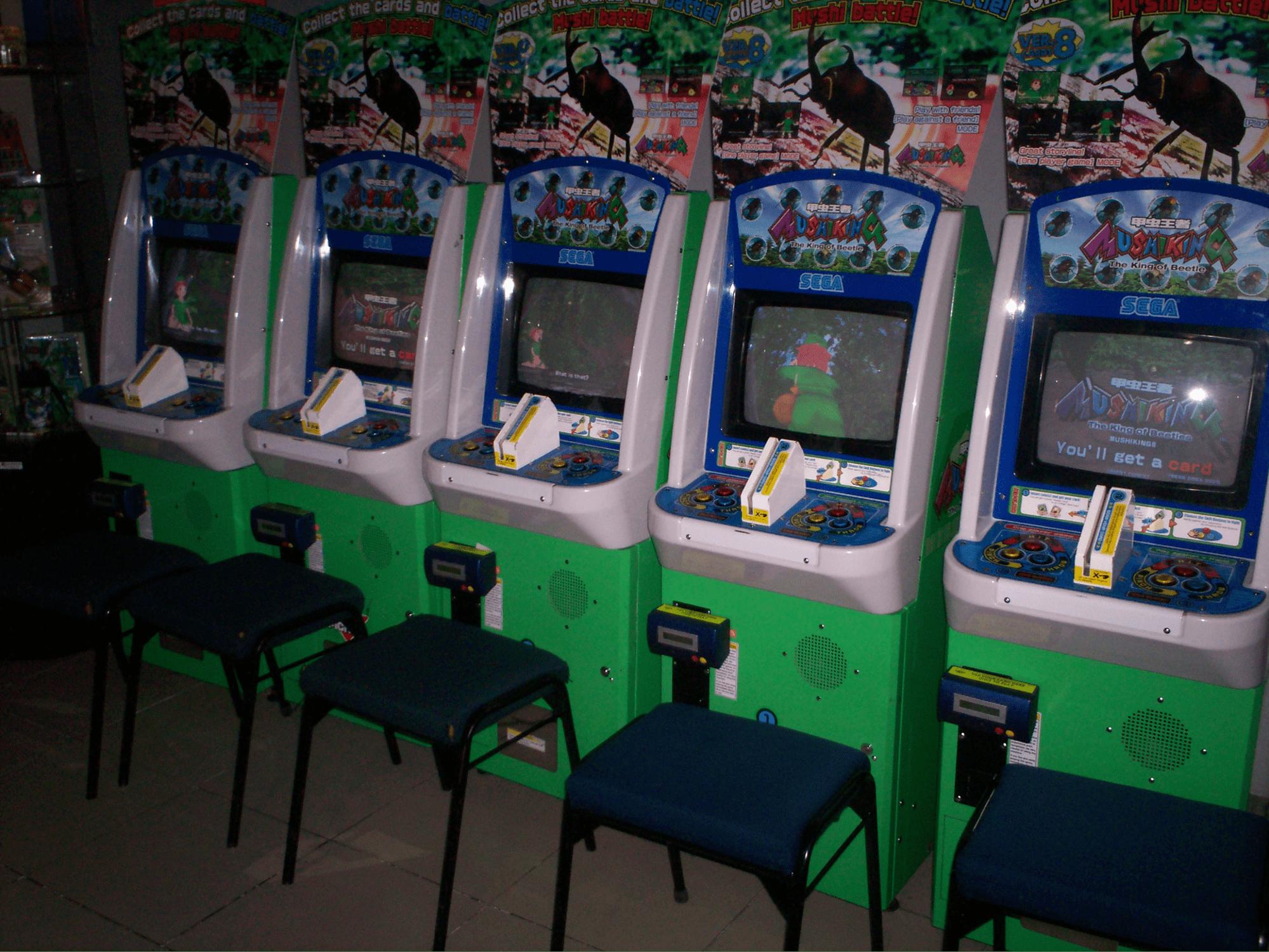 card dispensing machine