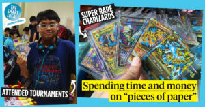 trading card hobby cover