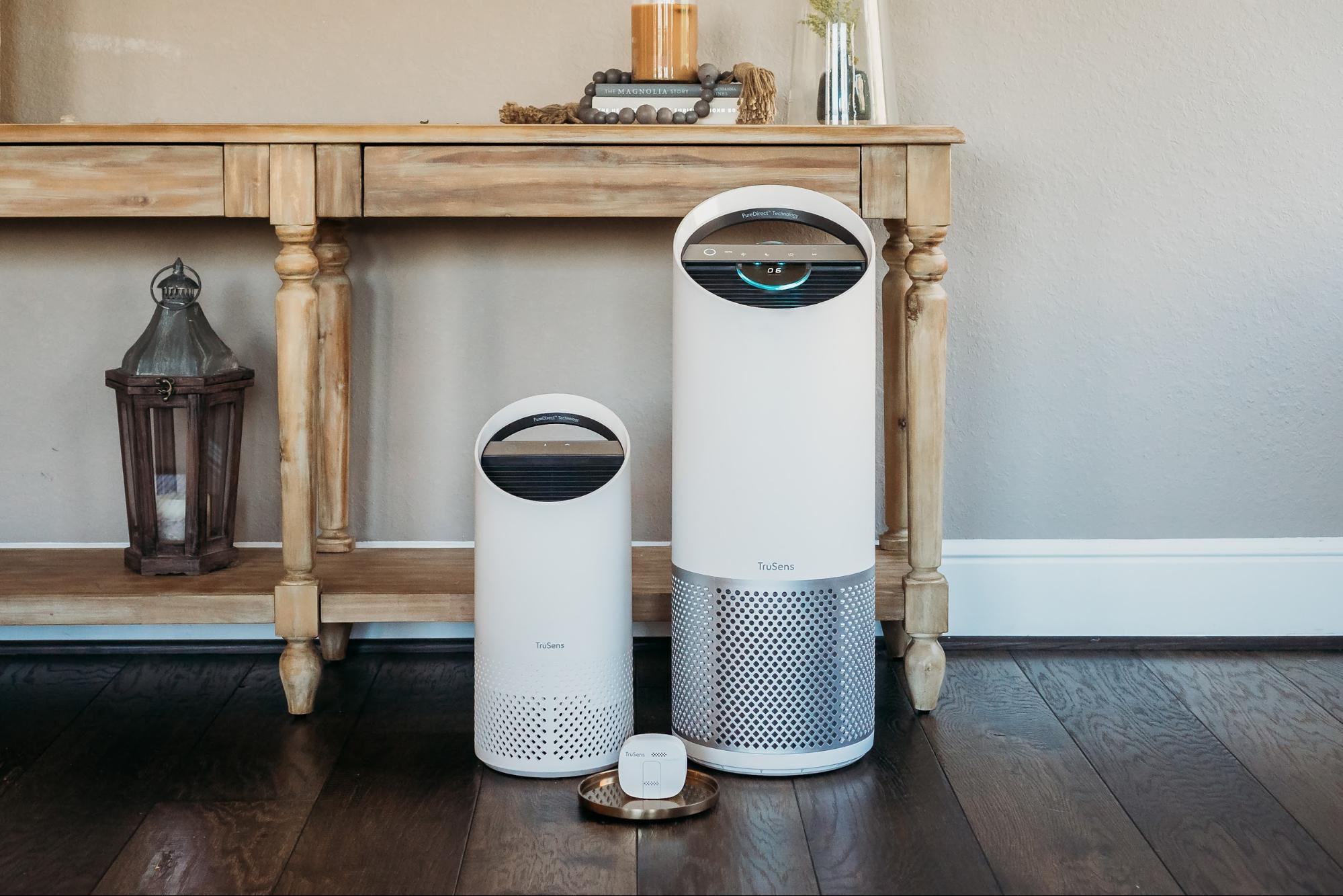 Trusens air purifier sensor