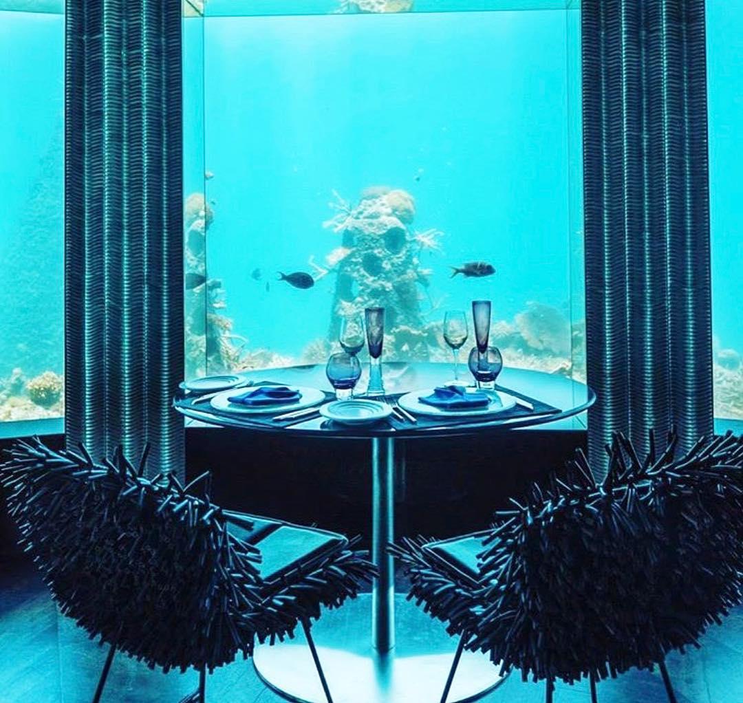 underwater hotels - Niyama Private Islands, Maldives