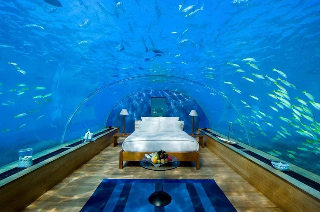 Conrad Rangali Island Resort, Maldives