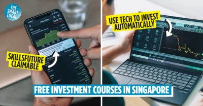 Investment courses cover image