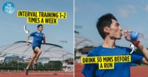 8 IPPT Running Tips To Improve 2.4KM Timings Within Weeks, Shared By SG Top Marathoner