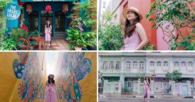 Katong Joo Chiat Photo Spots