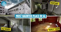 """Old Changi Hospital: The History Behind Singapore's Most Iconic """"Haunted"""" Landmark"""