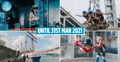 sentosa free entry march 2021