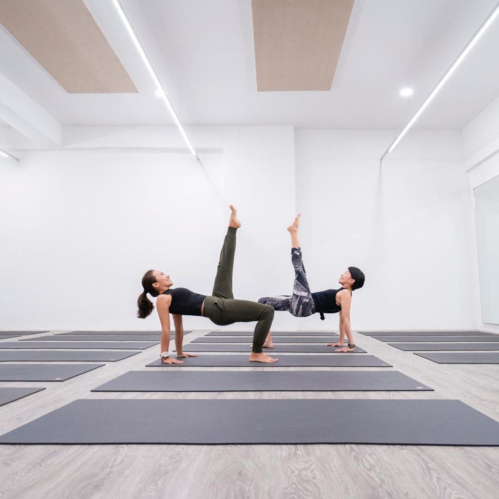 yoga studios singapore freedom