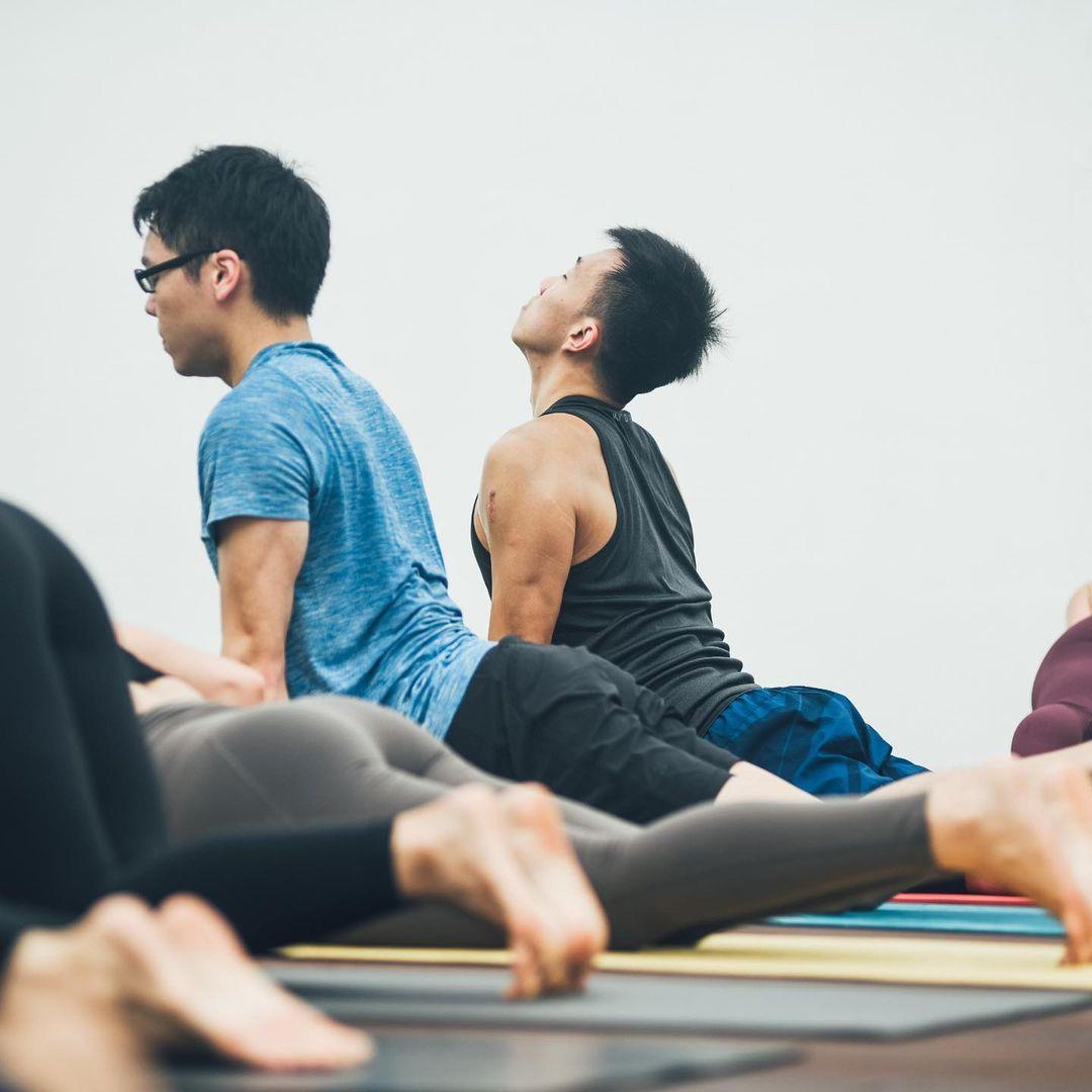 yoga classes singapore