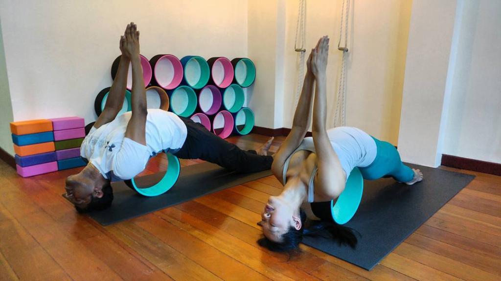yoga studios singapore