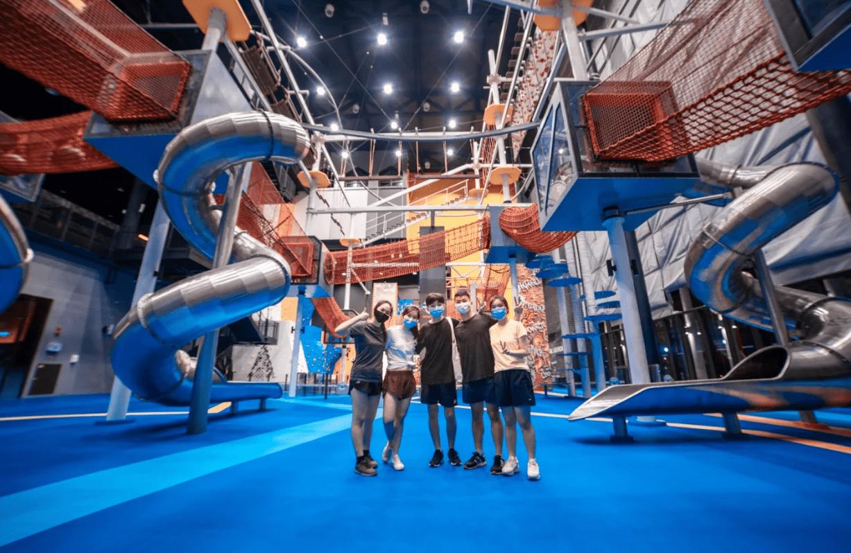 SG Spark Squad - Adventure HQ