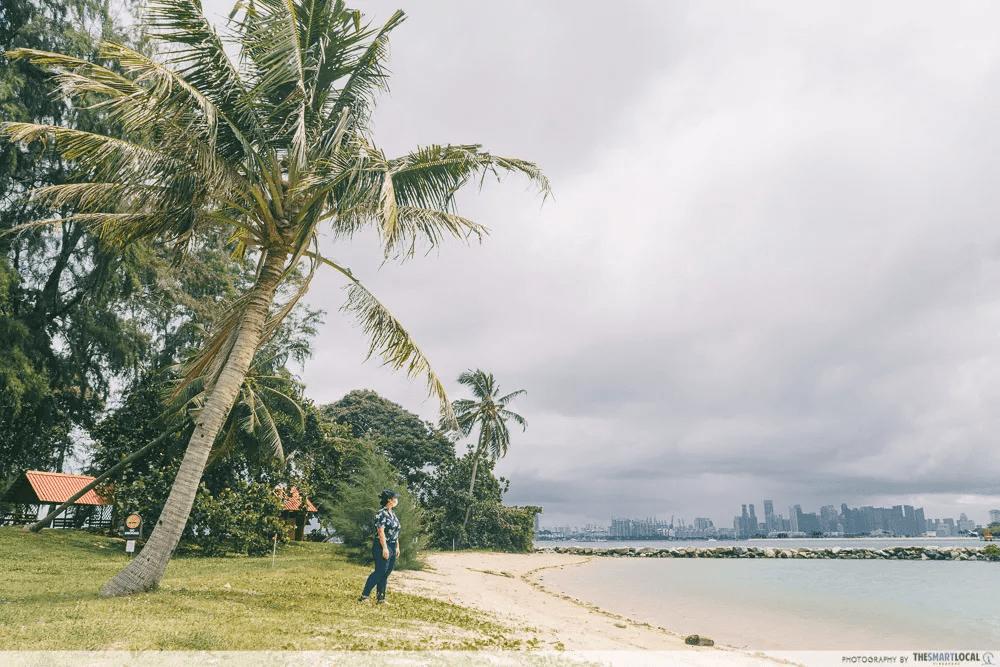 Beach Hopping Singapore