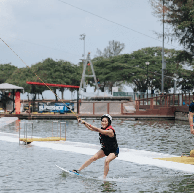 Active Outing Ideas - Wakeboarding