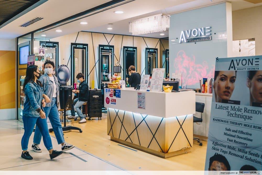 Kallang Wave Mall - Avone beauty Secrets