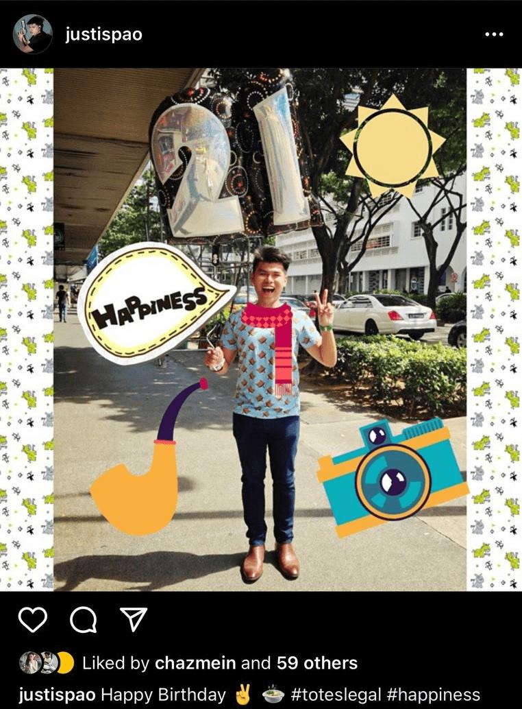 Birthday Number Balloons Singapore