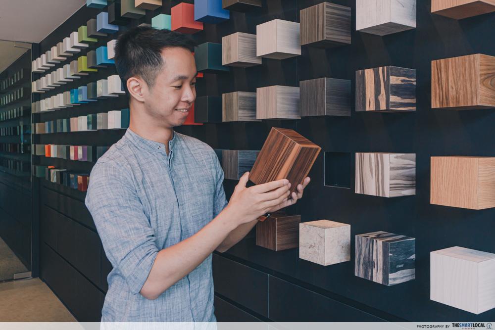 hdb bto diy tips arova showroom