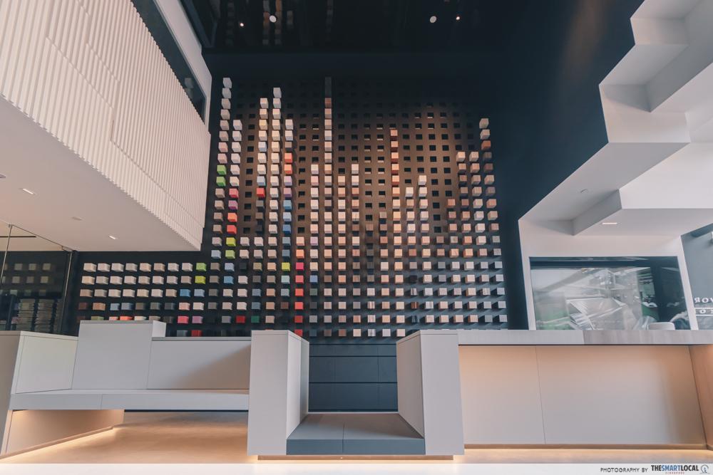 arova showroom laminates