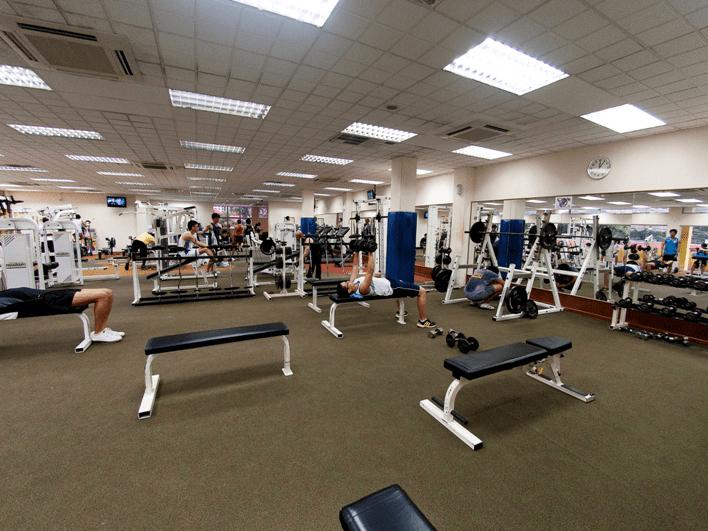 Delta ActiveSg Gym