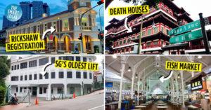 Downtown Singapore Past Secrets