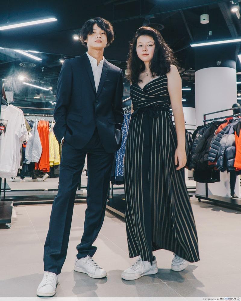 Emporio Armani Clothes