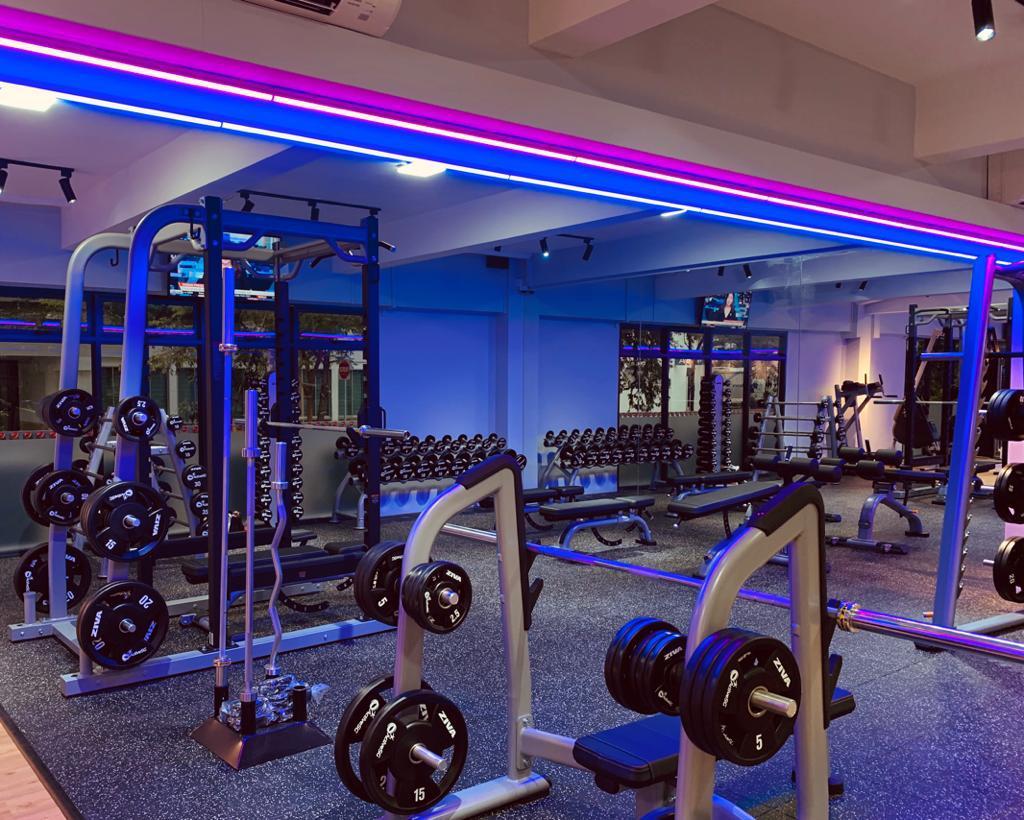 Fernvale Square ActiveSg Gym