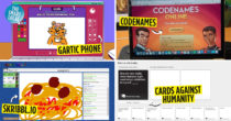 10 Free Online Games To Play With Friends Like Cards Against Humanity And Codenames