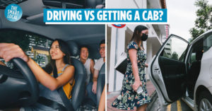 driving or getting a car in singapore price