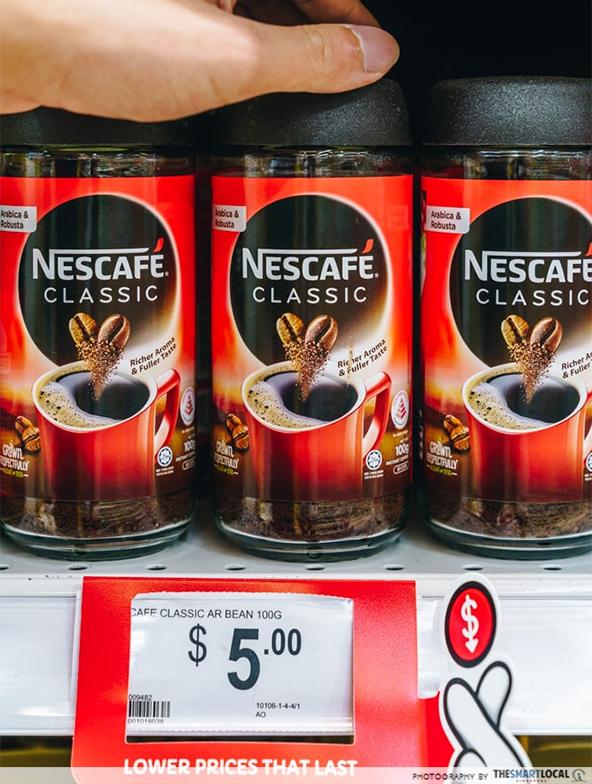 nescafe arabica instant coffee