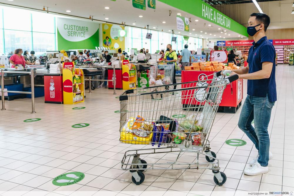 Giant Hypermart Singapore