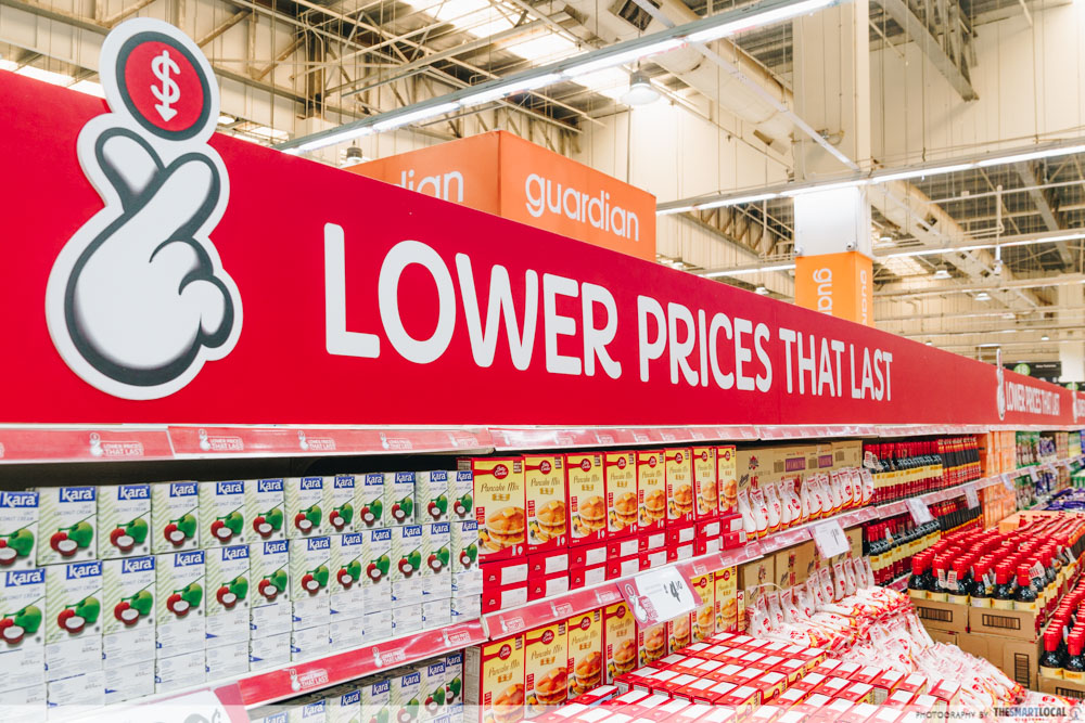 Giant Lower Prices That Last