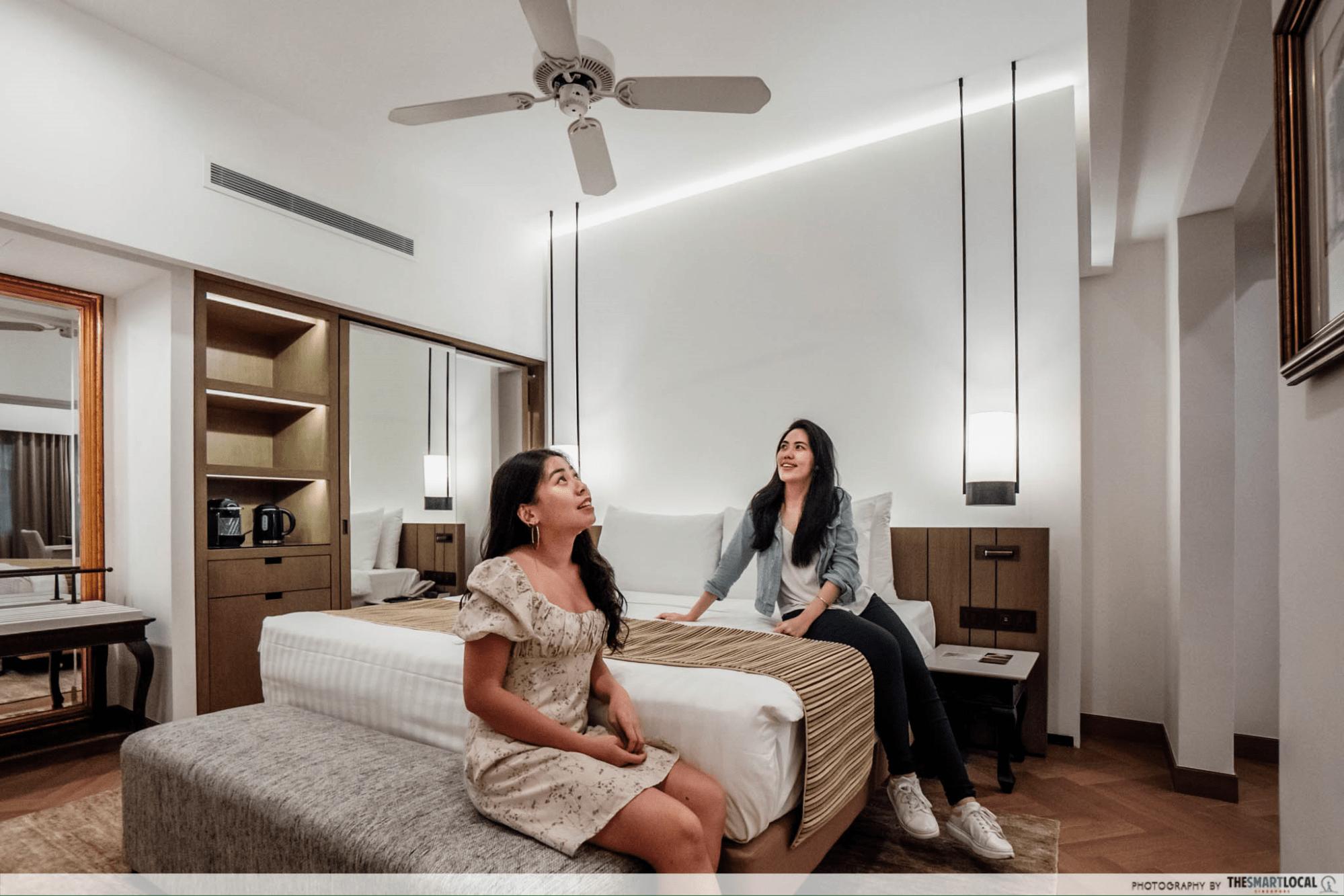 Goodwood Park Hotel Rooms Suites