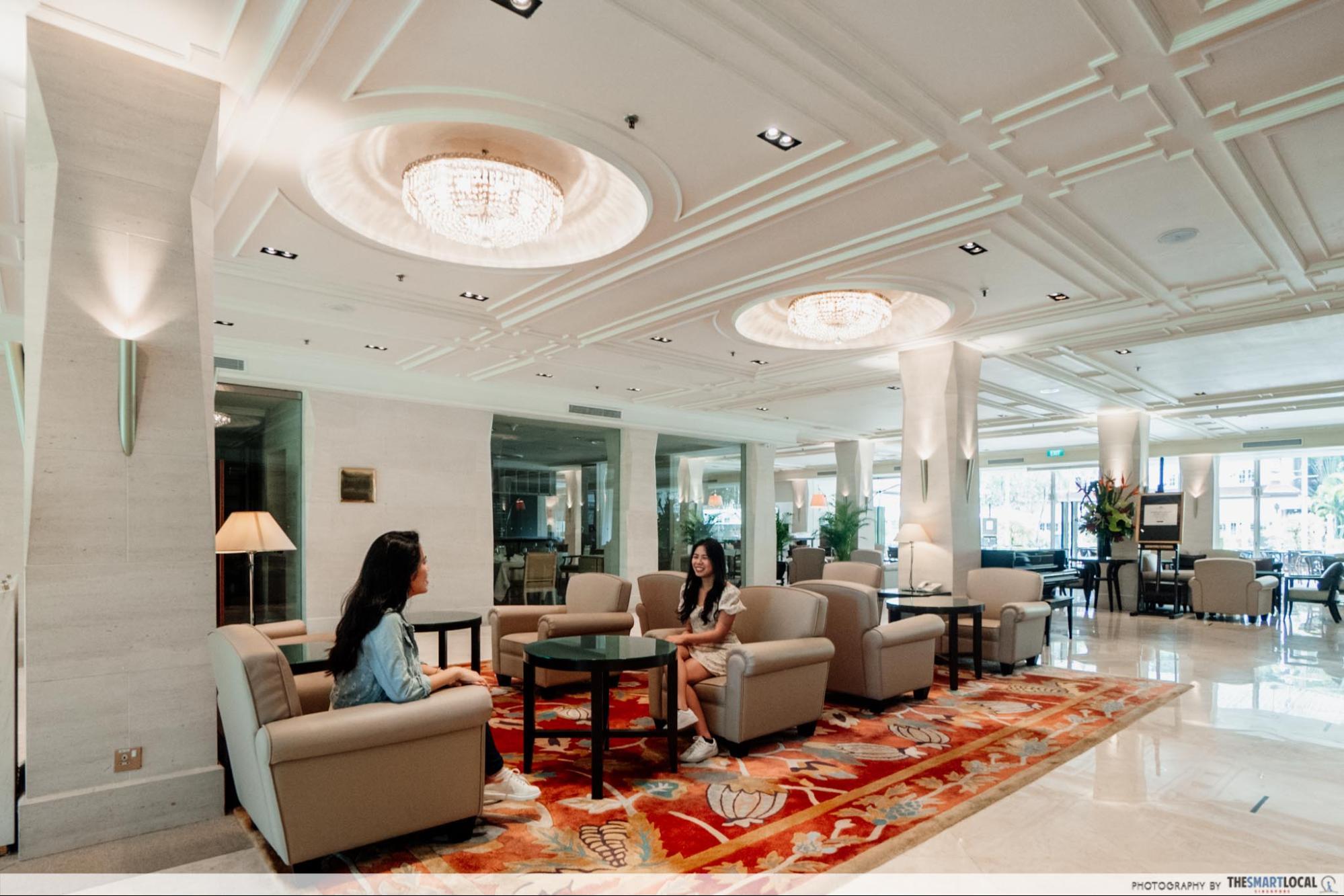 Goodwood Park Hotel Lobby