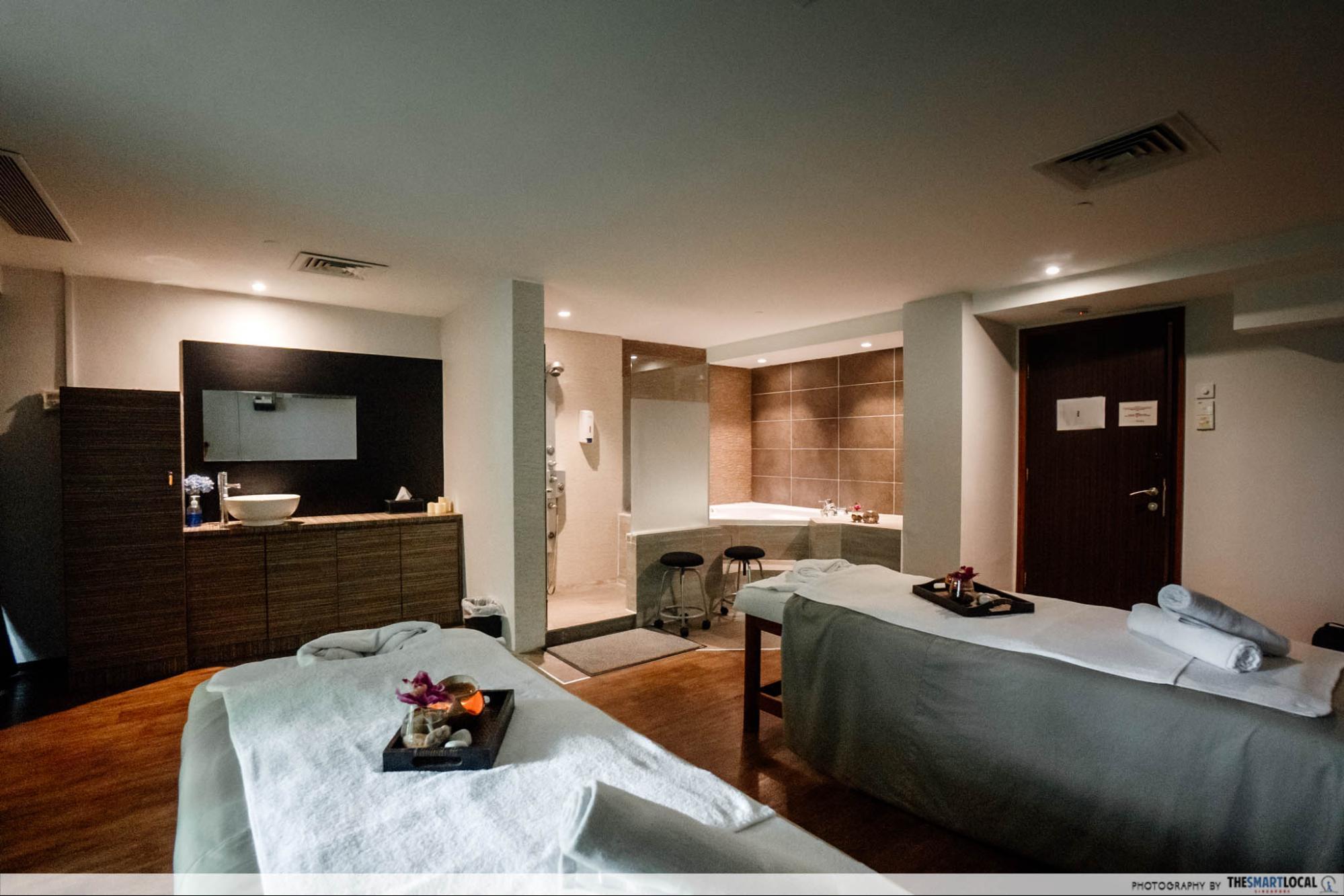 Goodwood Park Hotel - Spa Rael
