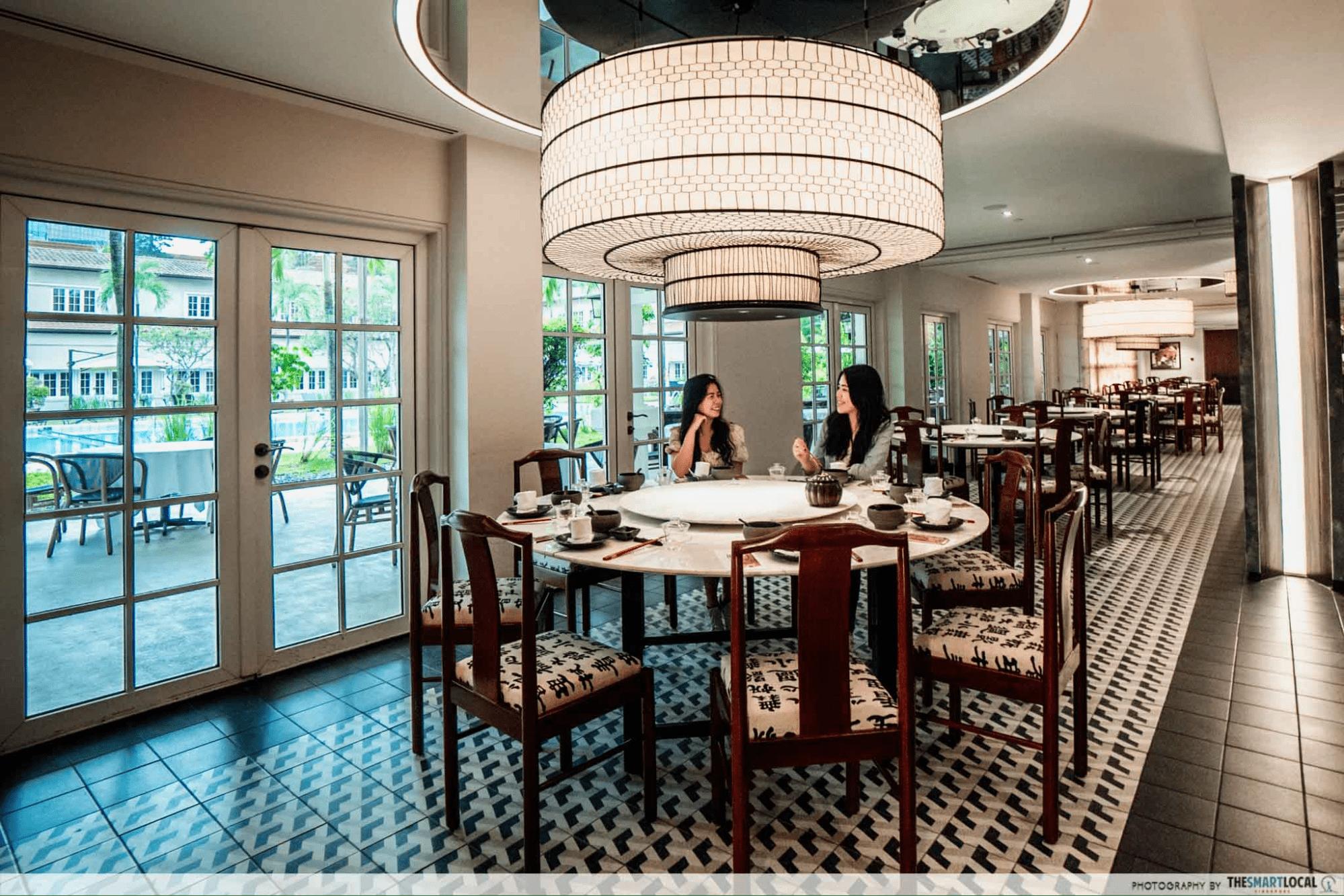 Goodwood Park Hotel Min Jiang