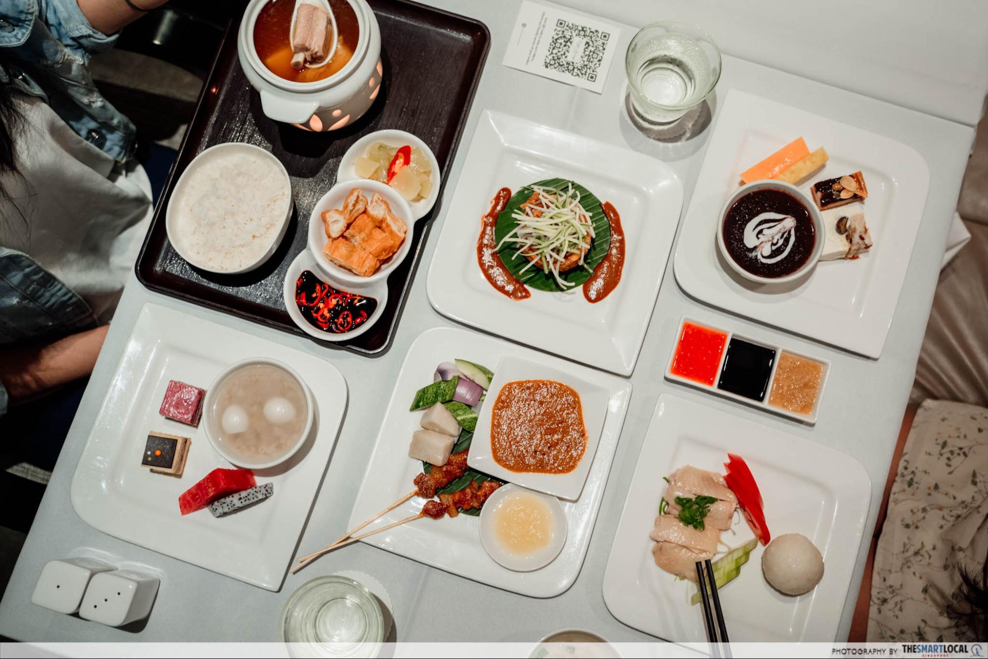 Goodwood Park Hotel - Degustation Dinner