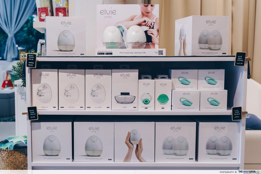 Hatchery Cribs - Elvie Breast Pump Review - Wearable Pump (5)