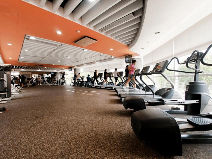 Hougang ActiveSg Gym