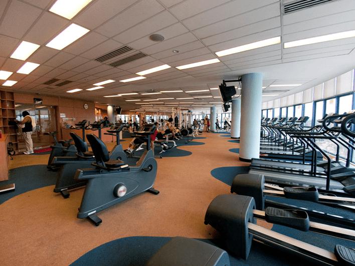 Jurong East ActiveSg Gym