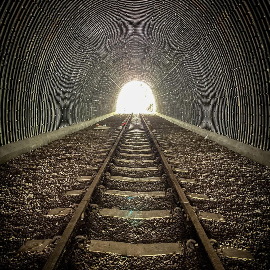 old jurong line - tunnel