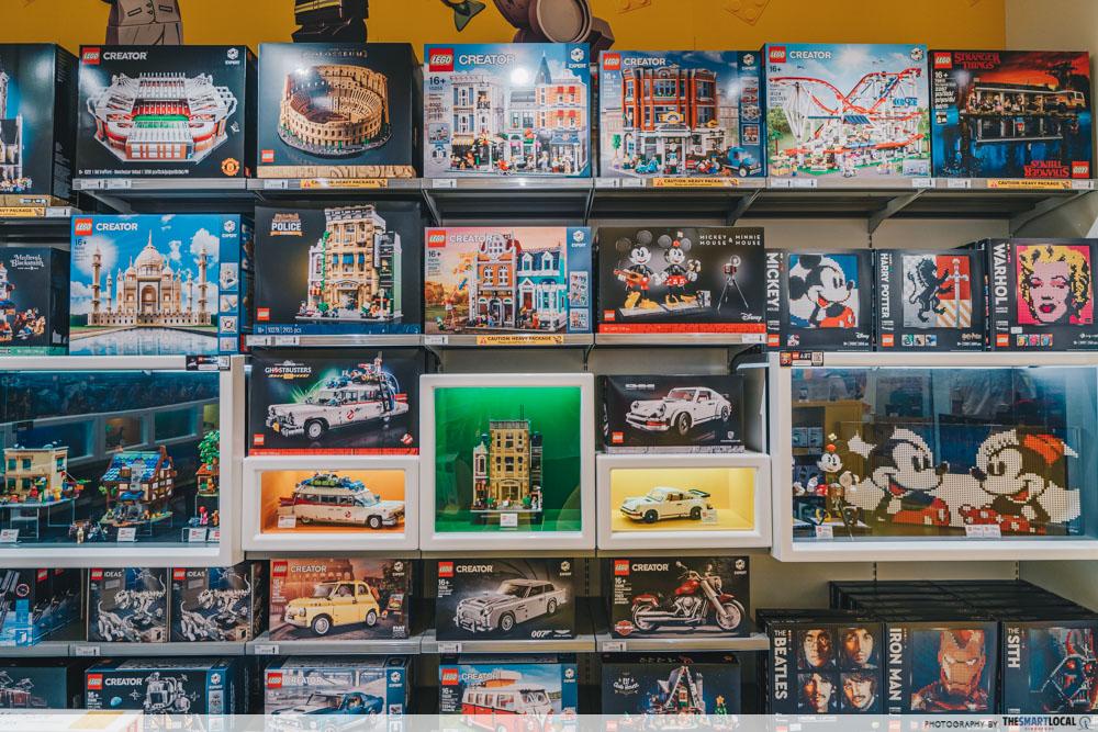 LEGO Suntec City