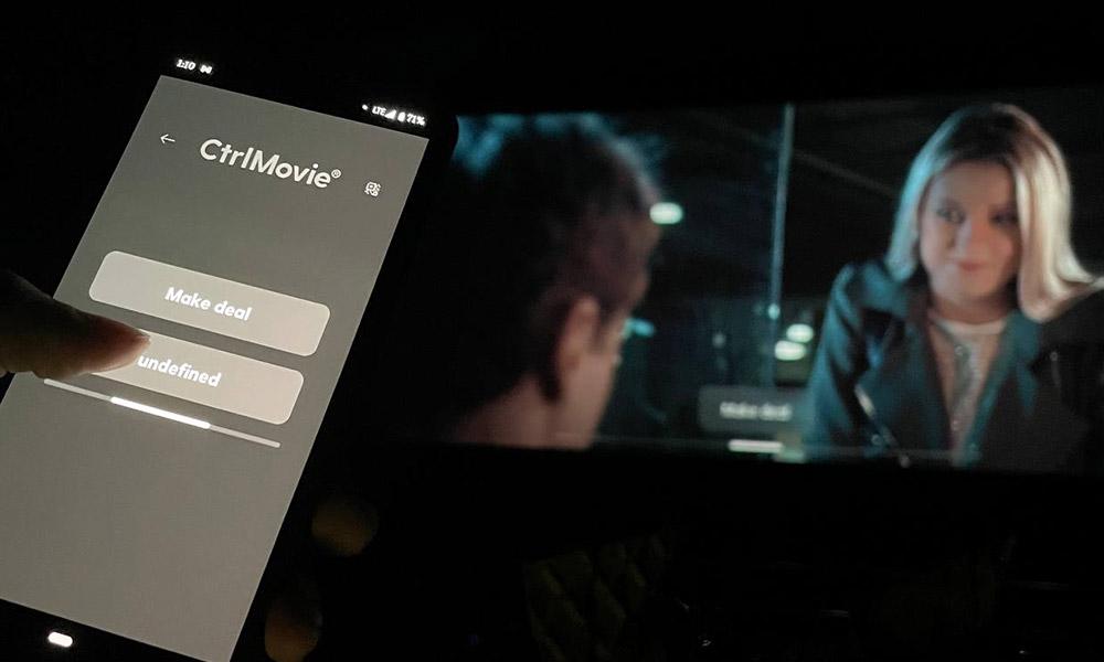 late shift interactive movie
