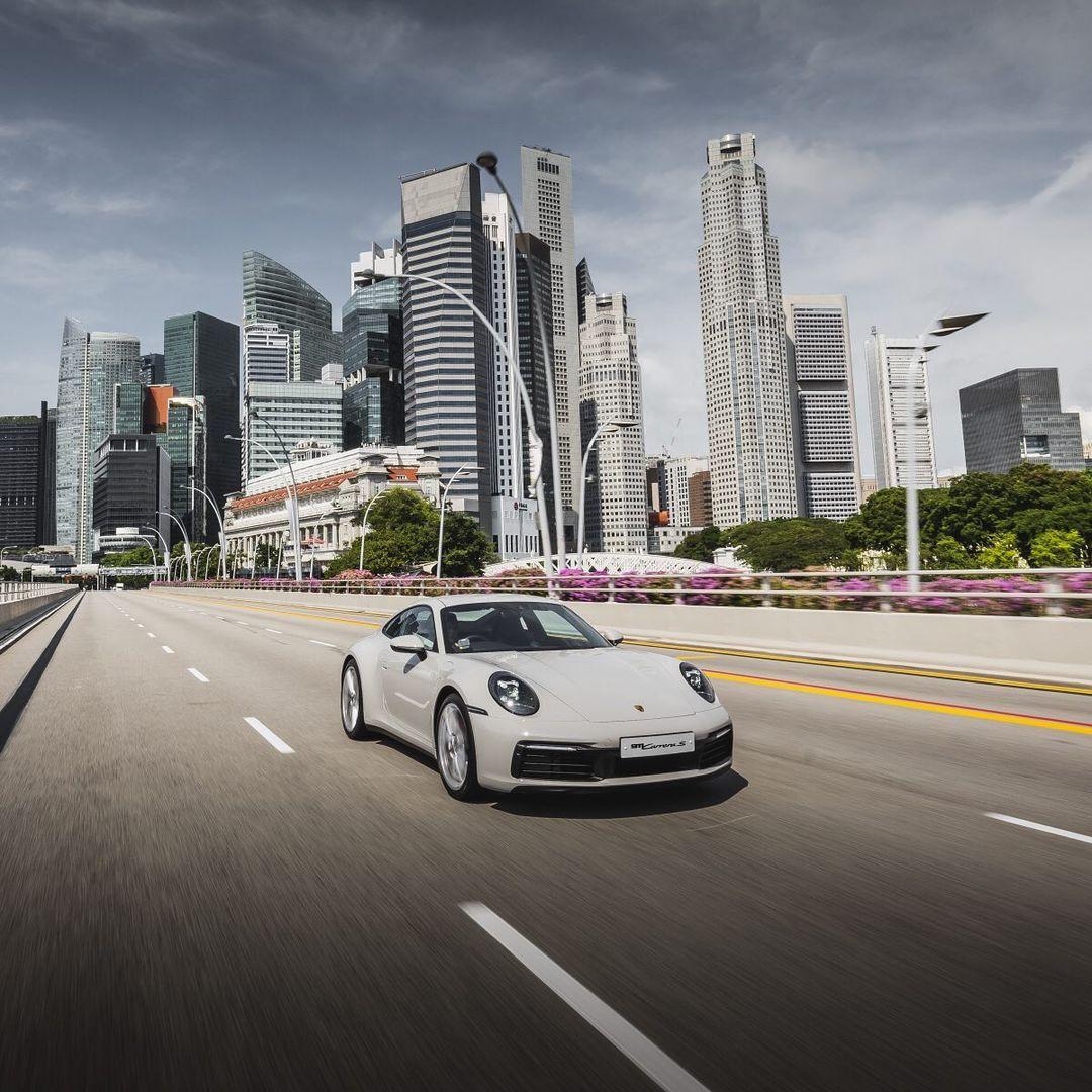 Mispronounced Brand Names - Porsche Singapore