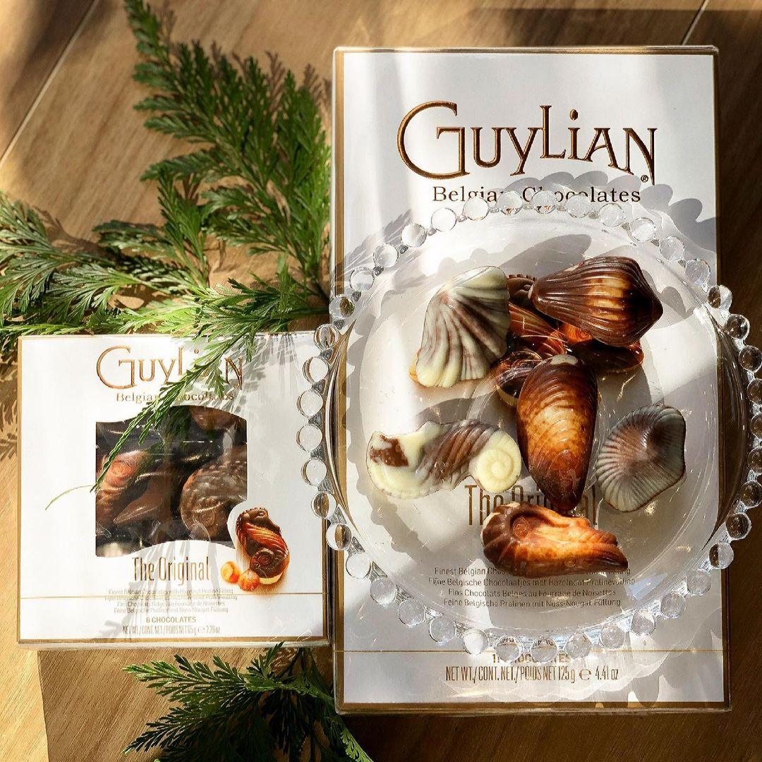 Guylian Chocolates - Mispronounced Brand Names